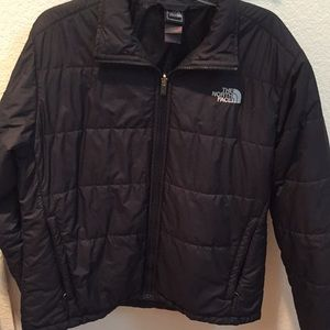 North face jacket size XL good condition